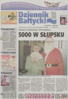 Dziennik Bałtycki, 1998, nr 301