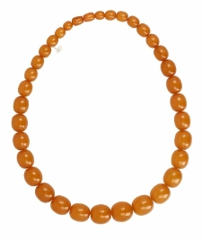 Amber beads 3
