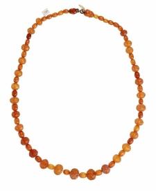 Amber beads 5