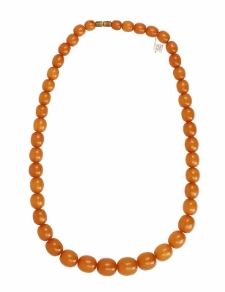 Amber beads 6