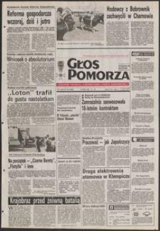 Głos Pomorza, 1987, lipiec, nr 156