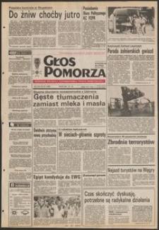 Głos Pomorza, 1987, lipiec, nr 157