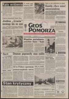 Głos Pomorza, 1987, lipiec, nr 162