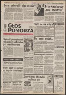 Głos Pomorza, 1987, lipiec, nr 165
