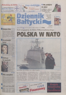 Dziennik Bałtycki, 1999, nr 60