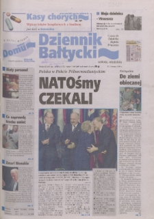 Dziennik Bałtycki, 1999, nr 61