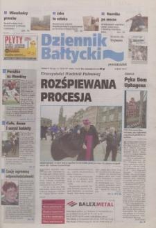 Dziennik Bałtycki, 1999, nr 74