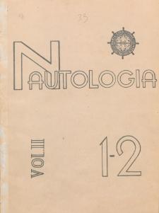 Nautologia, 1967, nr 1/2
