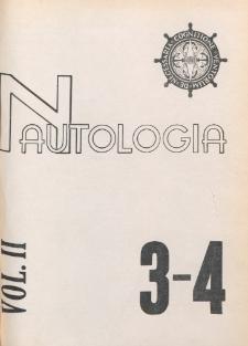Nautologia, 1967, nr 3/4