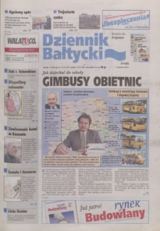 Dziennik Bałtycki, 1999, nr 81