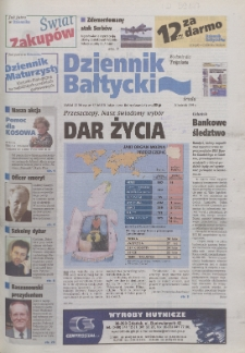 Dziennik Bałtycki, 1999, nr 87