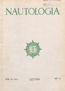 Nautologia, 1973, nr 1/2