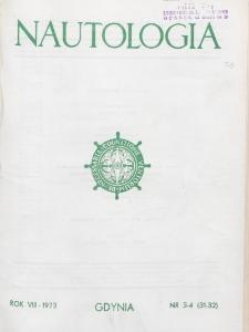 Nautologia, 1973, nr 3/4