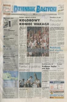 Dziennik Bałtycki, 1997, nr 204