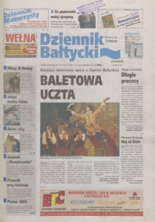 Dziennik Bałtycki, 1999, nr 110