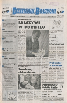 Dziennik Bałtycki, 1997, nr 226