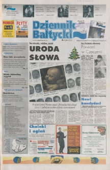 Dziennik Bałtycki, 1997, nr 299
