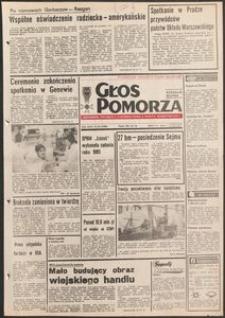 Głos Pomorza, 1985, listopad, nr 272