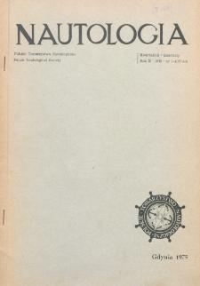 Nautologia, 1975, nr 1/4