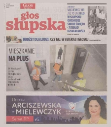 Głos Słupska : tygodnik Słupska i Ustki, 2019, wrzesień, nr 226