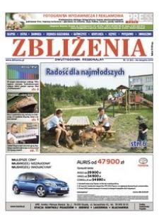 Zbliżenia : dwutygodnik regionalny, 2010, nr 15