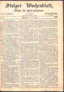 Stolper Wochenblatt. Zeitung für Hinterpommern № 5