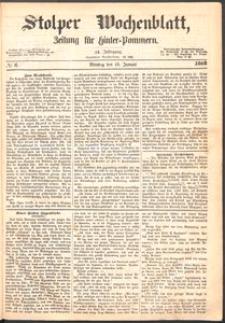 Stolper Wochenblatt. Zeitung für Hinterpommern № 6