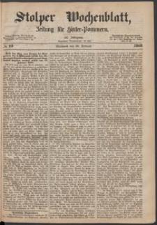 Stolper Wochenblatt. Zeitung für Hinterpommern № 25