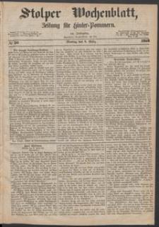 Stolper Wochenblatt. Zeitung für Hinterpommern № 30