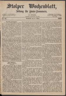 Stolper Wochenblatt. Zeitung für Hinterpommern № 31