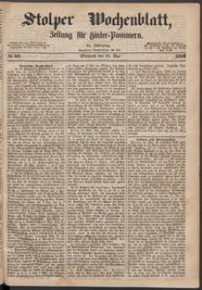 Stolper Wochenblatt. Zeitung für Hinterpommern № 60