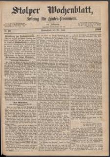 Stolper Wochenblatt. Zeitung für Hinterpommern № 72