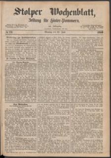 Stolper Wochenblatt. Zeitung für Hinterpommern № 73