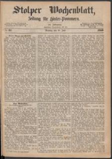 Stolper Wochenblatt. Zeitung für Hinterpommern № 82