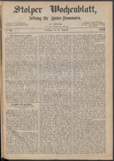Stolper Wochenblatt. Zeitung für Hinterpommern № 94