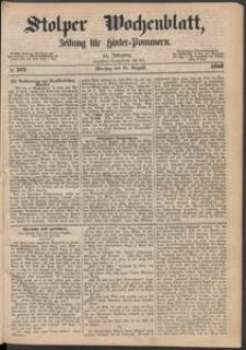 Stolper Wochenblatt. Zeitung für Hinterpommern № 103
