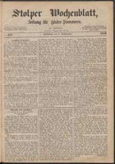 Stolper Wochenblatt. Zeitung für Hinterpommern № 104