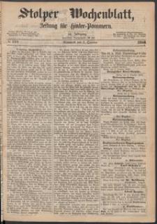 Stolper Wochenblatt. Zeitung für Hinterpommern № 119