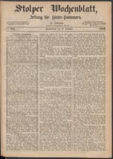 Stolper Wochenblatt. Zeitung für Hinterpommern № 123