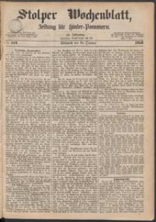 Stolper Wochenblatt. Zeitung für Hinterpommern № 128