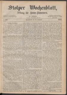 Stolper Wochenblatt. Zeitung für Hinterpommern № 129