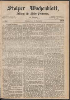 Stolper Wochenblatt. Zeitung für Hinterpommern № 134