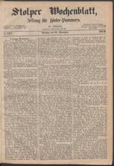 Stolper Wochenblatt. Zeitung für Hinterpommern № 139