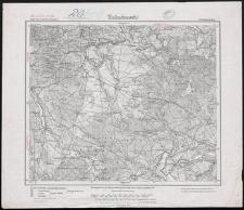 127. Baldenburg. Karte des Deutschen Reiches