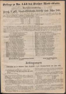 Stolper Wochenblatt. Zeitung für Hinterpommern