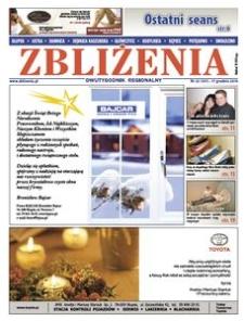 Zbliżenia : dwutygodnik regionalny, 2010, nr 23