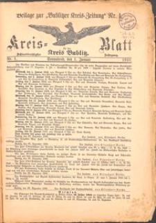 Kreisblatt für den Kreis Bublitz 1910