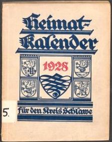 Heimatkalender für den Kreis Schlawe 1928