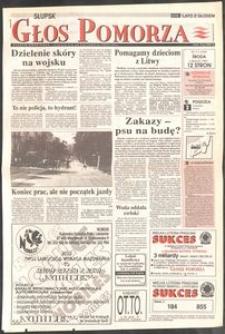 Głos Pomorza, 1995, sierpień, nr 177