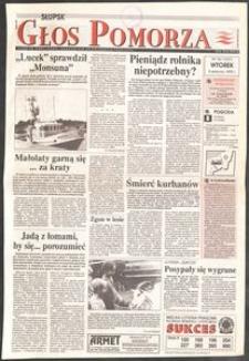 Głos Pomorza, 1995, sierpień, nr 182